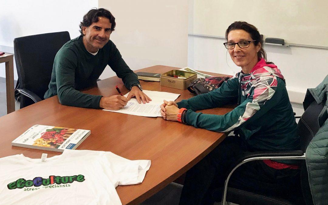 EcoCulture apoya la vida saludable y la sostenibilidad y patrocinará a la Unión de Atletas de Almería