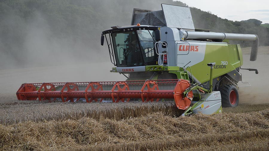 EcoCulture grower scoops top wheat and rapeseed yield awards