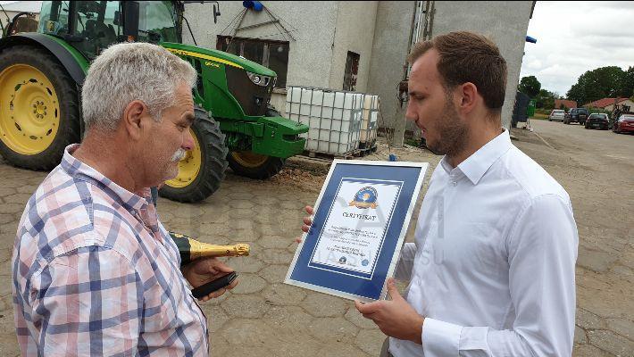 EcoCulture helps break the Polish winter wheat record