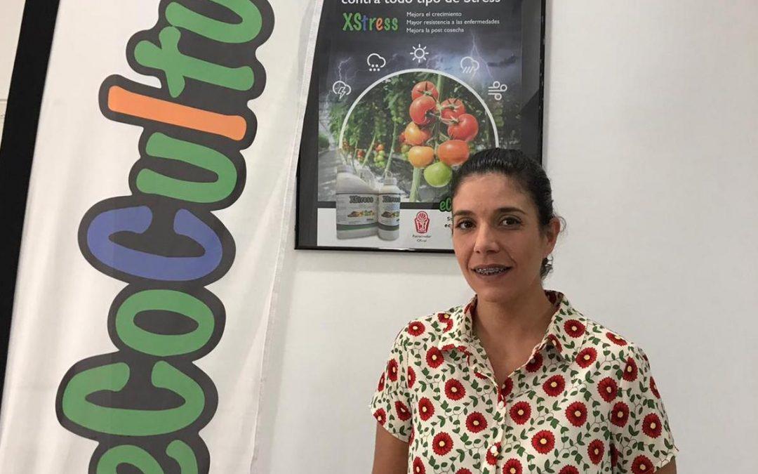 Ecoculture Biosciences refuerza su plantilla sumando una nueva delegada técnica comercial en Almería