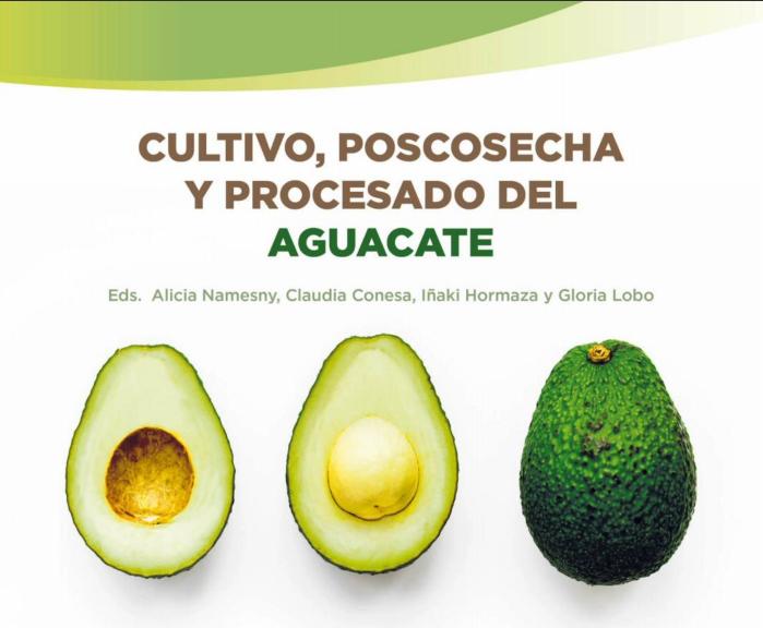 Ecoculture patrocina y participa en el libro Cultivo, poscosecha y procesado del aguacate